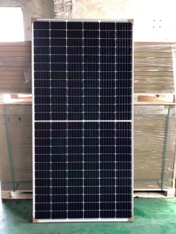 High Efficiency 440 Watt Solar Cell Panel Mono Photovoltaic Module